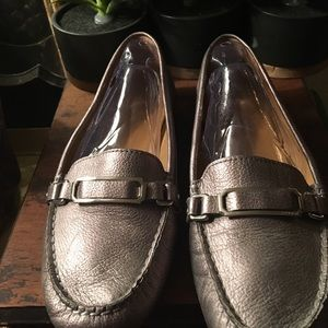 Coach loafers size 9.